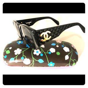 a6b56d0820 Women s Chanel Sunglasses Case For Sale on Poshmark